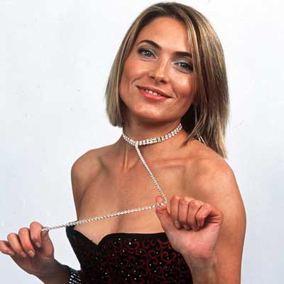 Lisa Rogers Pearl Necklace