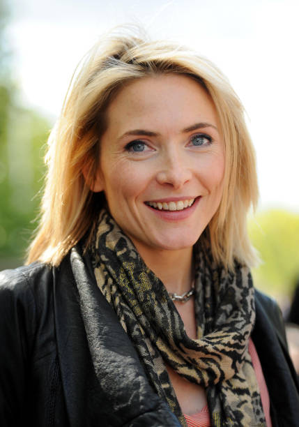 Lisa Rogers smiling