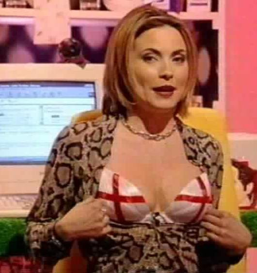 Lisa Rogers breasts