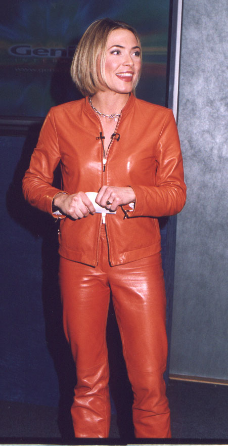 Lisa Rogers leather